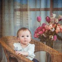 =))...маленький цветочек :: Мария Дергунова