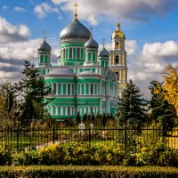 Серафимо-Дивеевский Троицкий монастырь :: Владимир Грачев