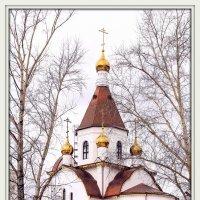 Мужской монастырь :: Татьяна