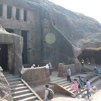 Пещерные храмы Мумбаи :: maikl falkon