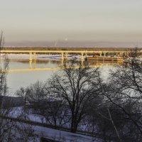 Танцующий мост в Волгоград :: Александр Черный
