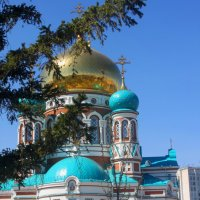 Собор города Омска :: Savayr