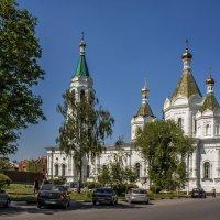 Церковь Александра Невского :: Марина Назарова