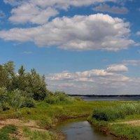 Издалека долга, течёт река Волга :: Dr. Olver  ( ОлегЪ )