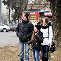 Молодь :: Степан Карачко