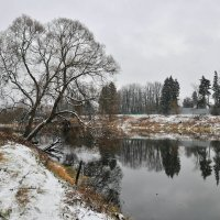 Осеннее отражение :: Андрей Куприянов