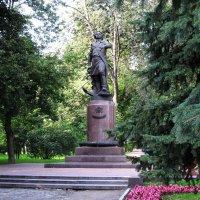 Петр I в Измайлово :: Николай Дони
