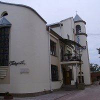 Катехитический  центр  в  Ивано - Франковске :: Андрей  Васильевич Коляскин