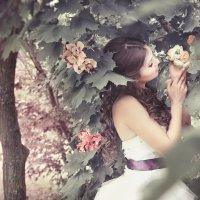 В цветах... :: Наталья Крипакова