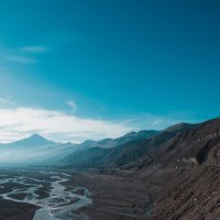 Горы и река Самур. :: Анзор Агамирзоев