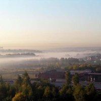 Туман-туман :: Михаил Андреев