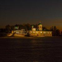 Мирожский монастырь. :: Виктор Грузнов