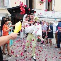 Ах, эта свадьба! :: Ирина Якобсон