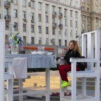 Гигантомания на московских улицах :: Евгений Кривошеев