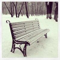 Зимний парк :: Мария Корнилова