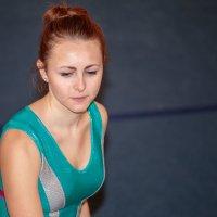 Портрет гимнастки :: Евгений Никифоров
