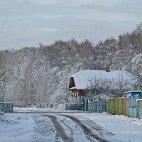 Улица  и  снег. :: Валера39 Василевский.