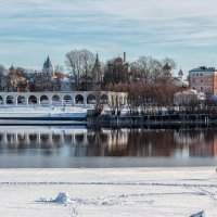 Финиш зимы :: Евгений Никифоров