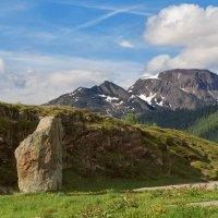 Швейцарские Альпы :: Алина