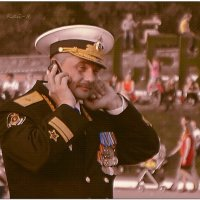 Портрет контр-адмирала :: Кай-8 (Ярослав) Забелин