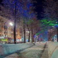 Мой город. :: Валерий Молоток