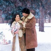 Очаровательные Екатерина и Максим :: Elena Yakshilova