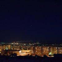 Ночной Саратов :: Вадим Джусев
