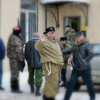 Все на митинг! :: Валерий Лазарев