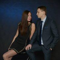 Тоня и Сергей :: Екатерина Жукова