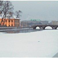 Вид на Летний дворец Петра I через Неву. :: Ирина