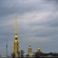 Петропавловская Крепость :: Александр Кореньков