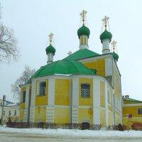 храм в Переславле :: Татьяна Сухова