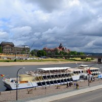 Дрезденский пейзаж :: Ольга
