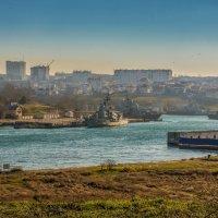 Утро в Карантинной бухте :: Александр Пушкарёв
