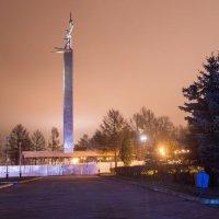 Памятник авиатору :: Алексей Дмитриев