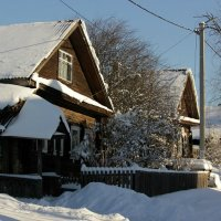зима на улицах :: Сергей Кочнев