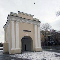 Тарские ворота :: раиса Орловская