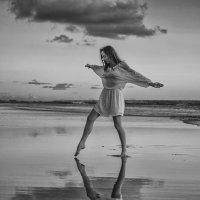 картинки на песке :: Александр
