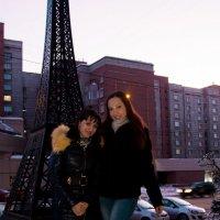 И в Новосибирске есть башня) :: Татьяна Кузова