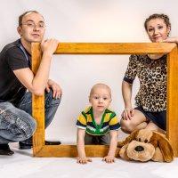 Семья М... :: Ринат Валиев
