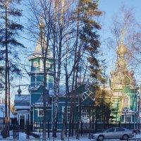 Храм во имя святого благоверного князя Владимира. :: Ирина Нафаня