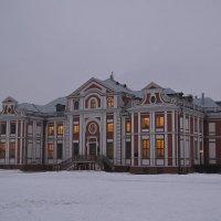 Кикины палаты :: Наталья Левина