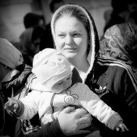 "...""Мадонна с младенцем""... :: Влада Ветрова"