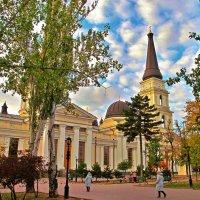 Спасо – Преображенский кафедральный собор :: Александр Корчемный