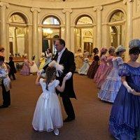 Елагиноостровский дворец. Бал :: Елена Смолова