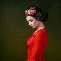 In red :: Максим Авксентьев