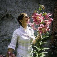 Вот такой цветок! :: Gennadiy Karasev