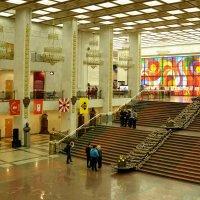 Зал в музее Великой Отечественной войны :: Владимир Болдырев
