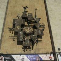 Знаменитые часы театра кукол :: Владимир Прокофьев