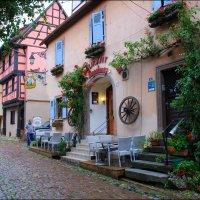 Эгишем -  один из самых красивых городков Франции. :: Anna Gornostayeva